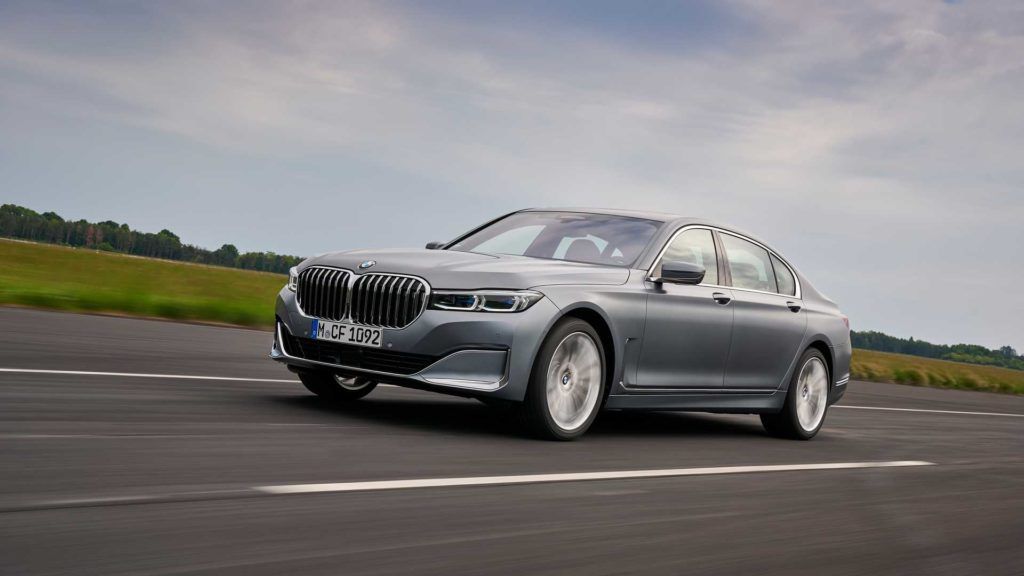 Nowe silniki wysokoprężne w BMW serii 7, aby dbać o ekologię