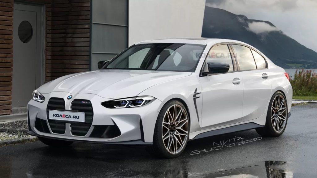 Tak będzie wyglądać nowe BMW M3 i czas się z tym pogodzić (albo i nie)