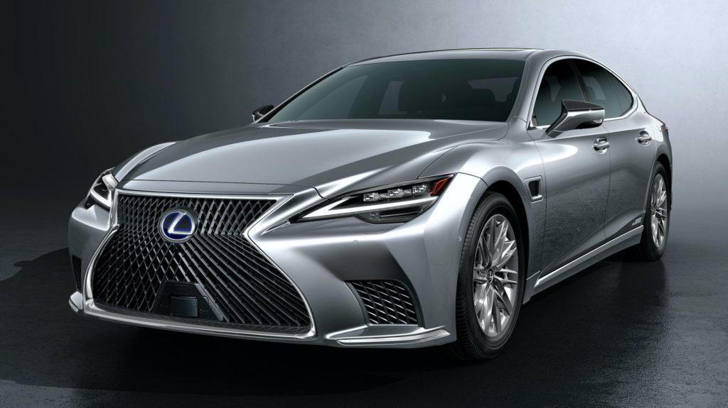 Lexus LS facelifting – więcej komfortu i technologii oraz lepsze osiągi