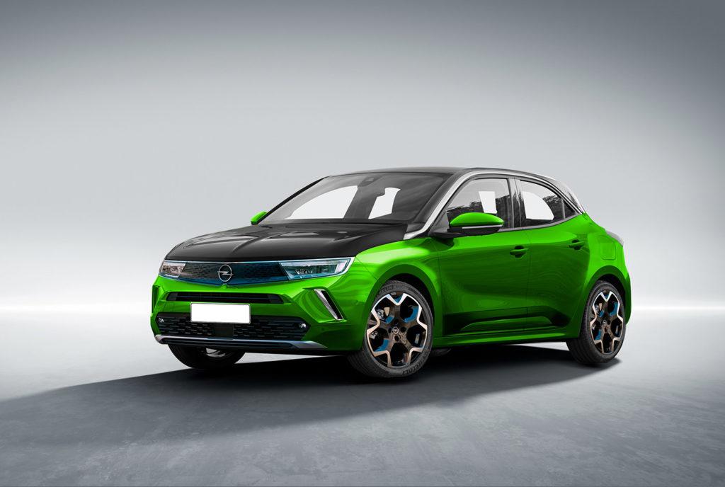Jak będzie wyglądać nowy Opel Astra L? Rendery podpowiadają