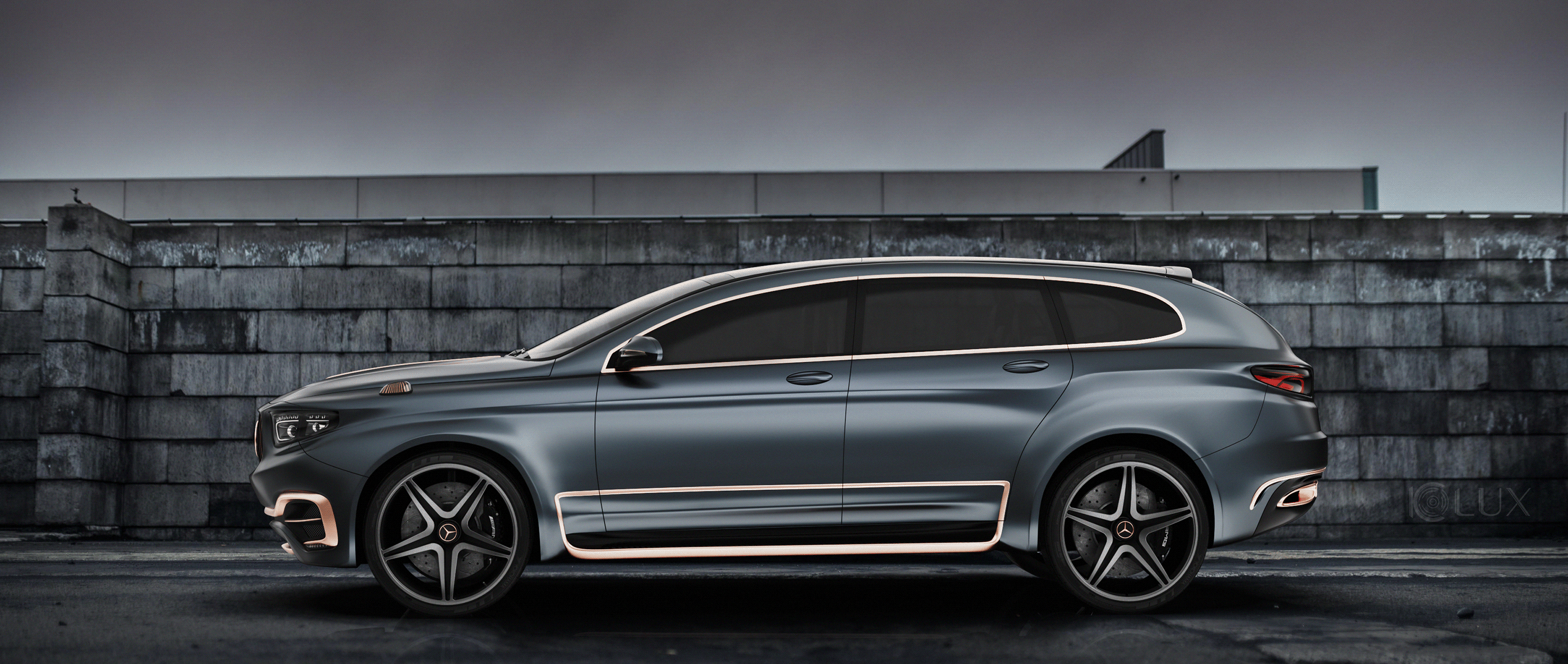 Mercedes-AMG GLS Coupe