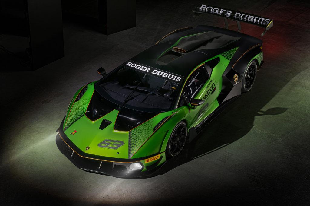 Torowe Lamborghini Essenza SCV12 oficjalnie bez kamuflażu