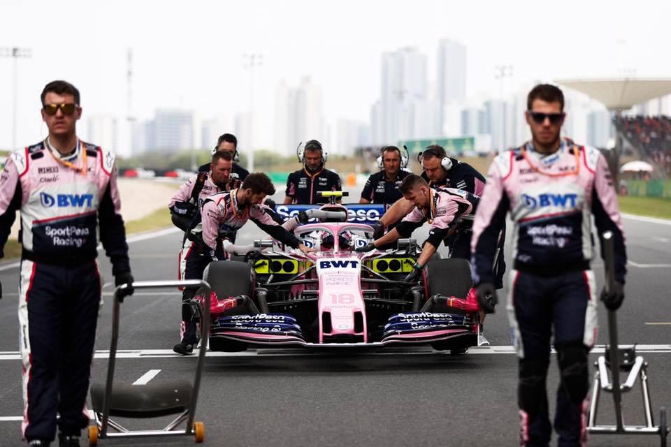 Temat DAS oraz bolidu Racing Point znów wzbudza kontrowersje
