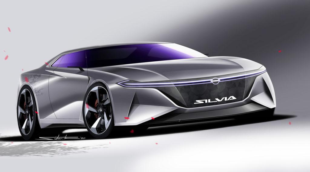 Wielki powrót Nissana Silvia S16 w wykonaniu projektanta Łady
