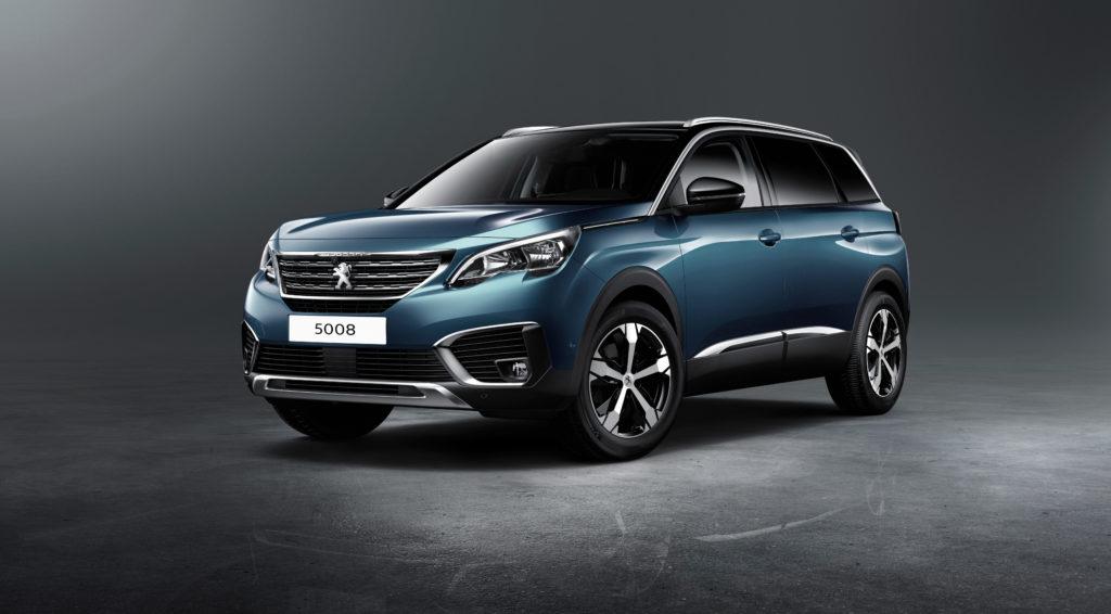 """Nowy Peugeot 5008 ma być """"sexy"""" na innym poziomie niż dotychczas"""