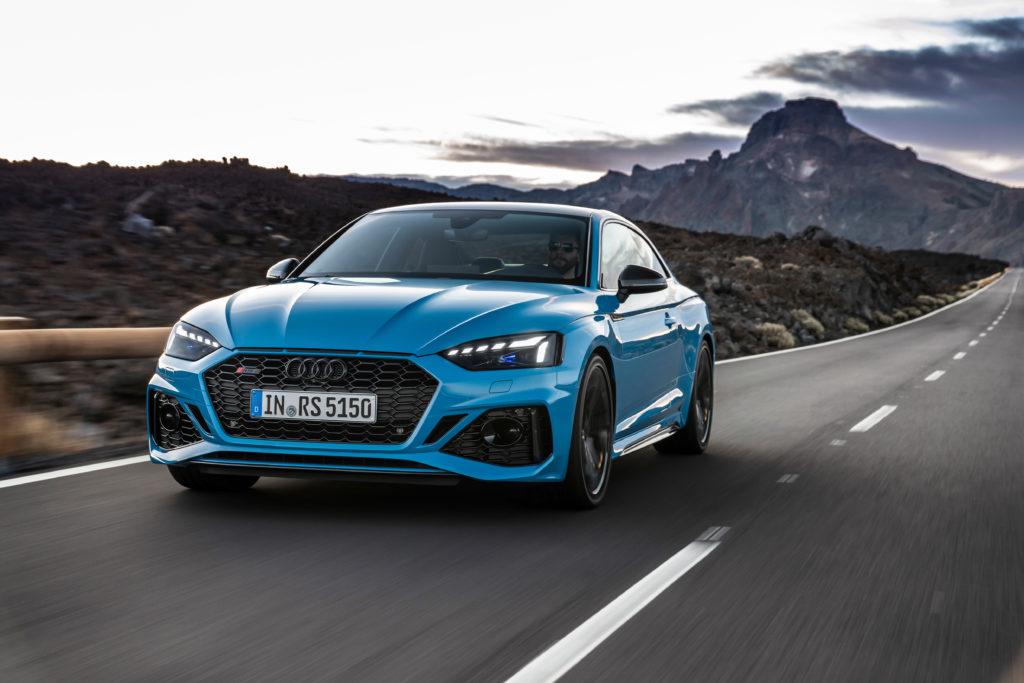 Audi planuje zelektryfikować każdy nowy model z gamy RS