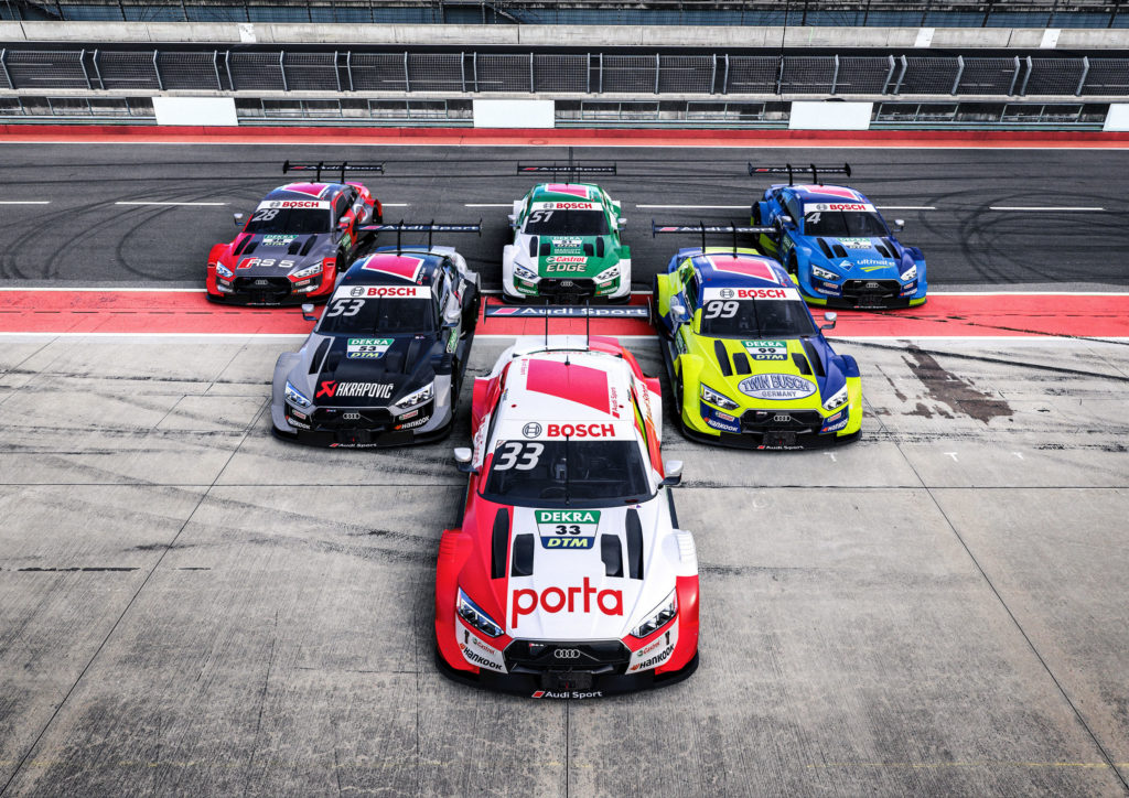 Jest nadzieja dla niemieckiej serii – Audi może pozostać w DTM