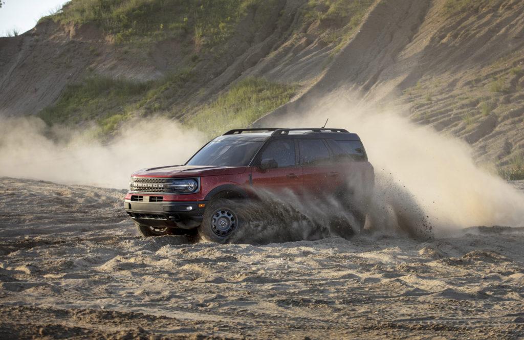Nowy Ford Bronco – legenda Off Road'u wraca do salonów