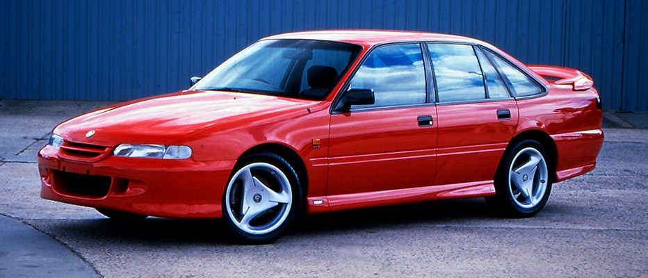 HSV Commodore II – Opel serwowany po Australijsku