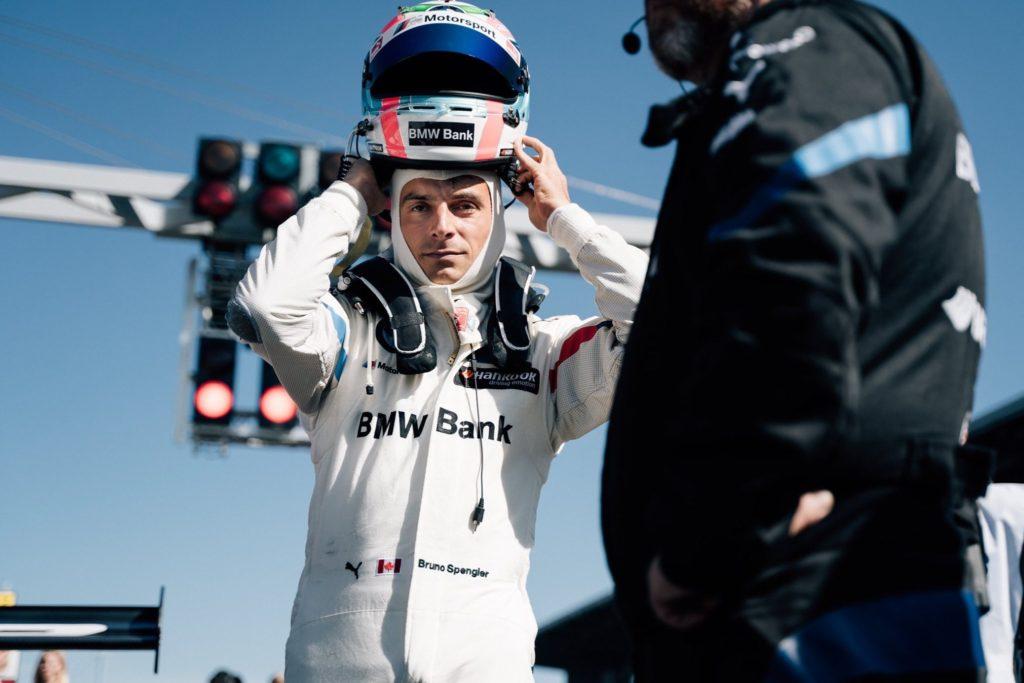 Bruno Spengler zadebiutuje w najbliższym 24h Le Mans