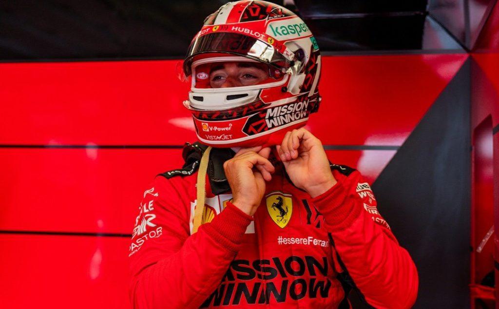 """Leclerc: ,,Na 99% będziemy musieli walczyć mocniej niż w ubiegłym roku"""""""
