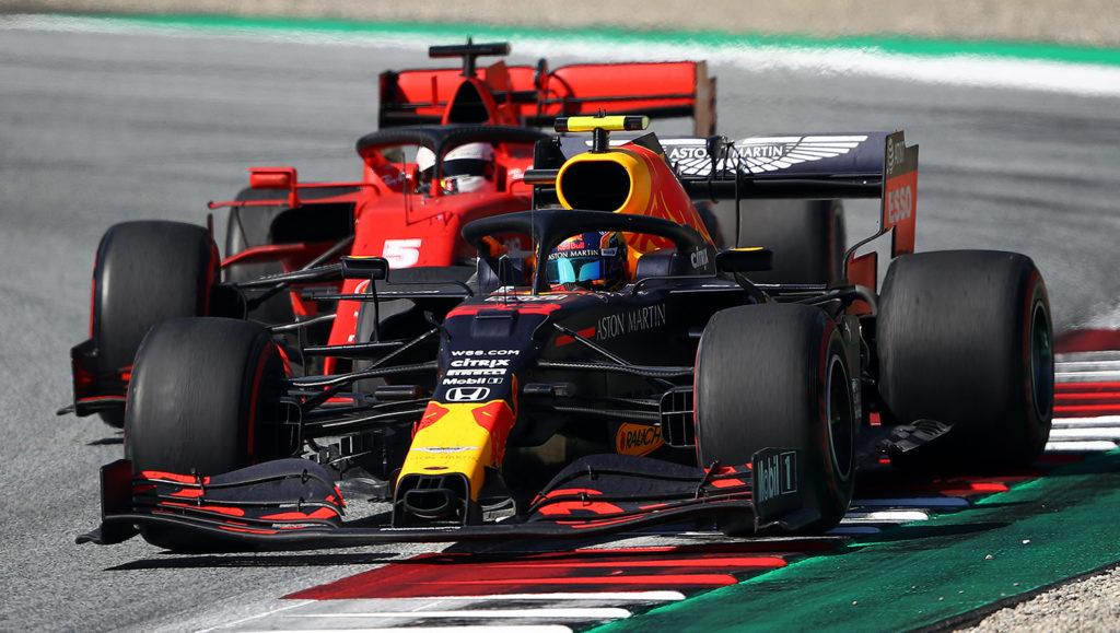 """Horner mówi zdecydowane ,,nie"""" na powrót Vettela do Red Bulla"""