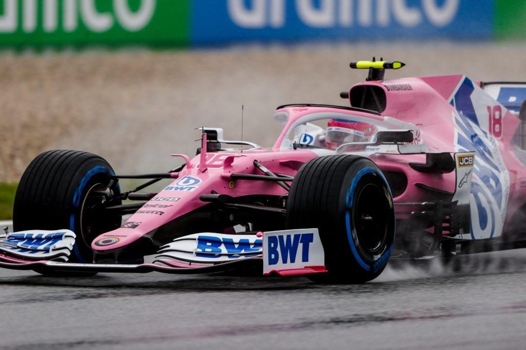 Racing Point nie wykorzystało potencjału auta w kwalifikacjach
