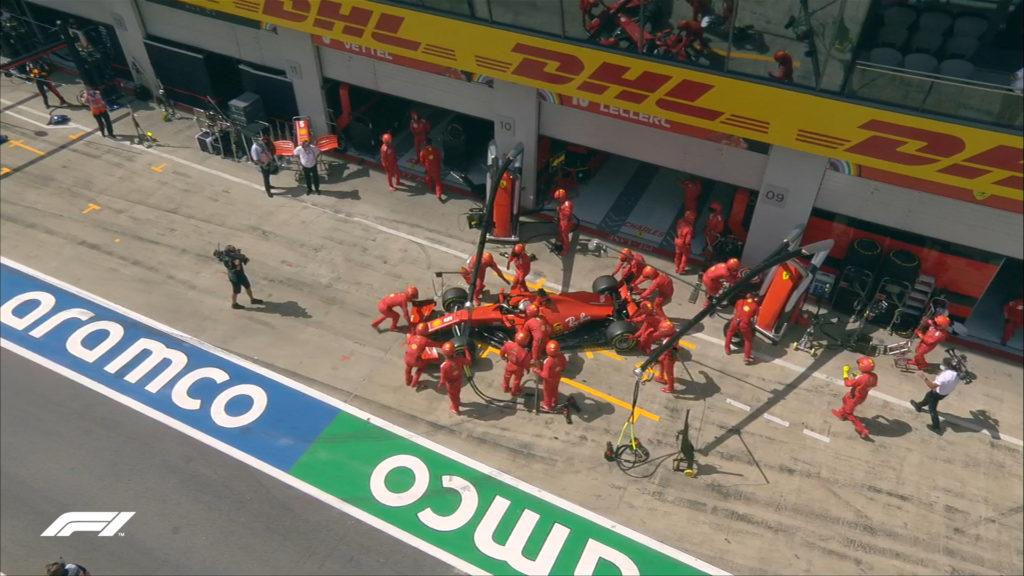 Włoska katastrofa – Leclerc i Vettel komentują GP Styrii
