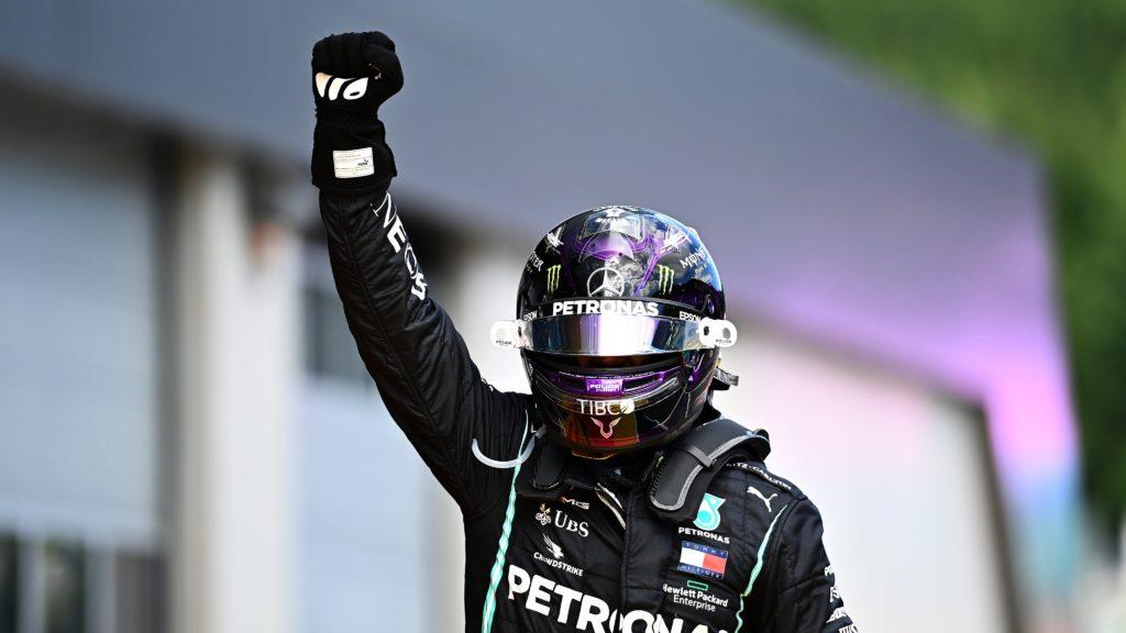 Fenomenalny Lewis Hamilton zdobywa Grand Prix Styrii