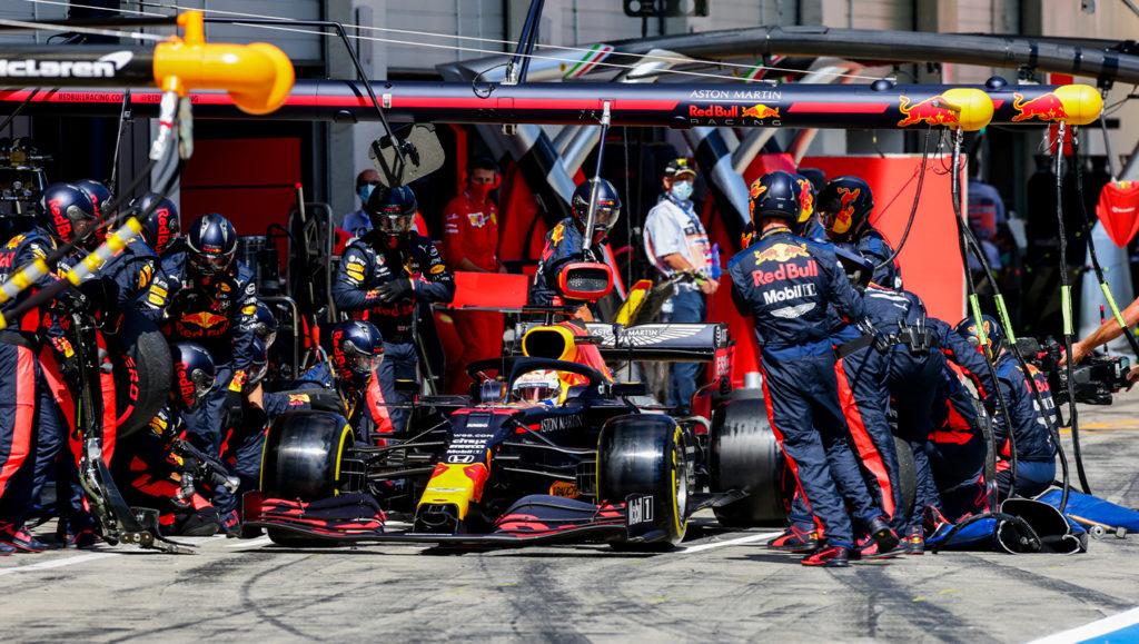 Red Bull chce zbliżyć się do Mercedesa na Hungaroringu
