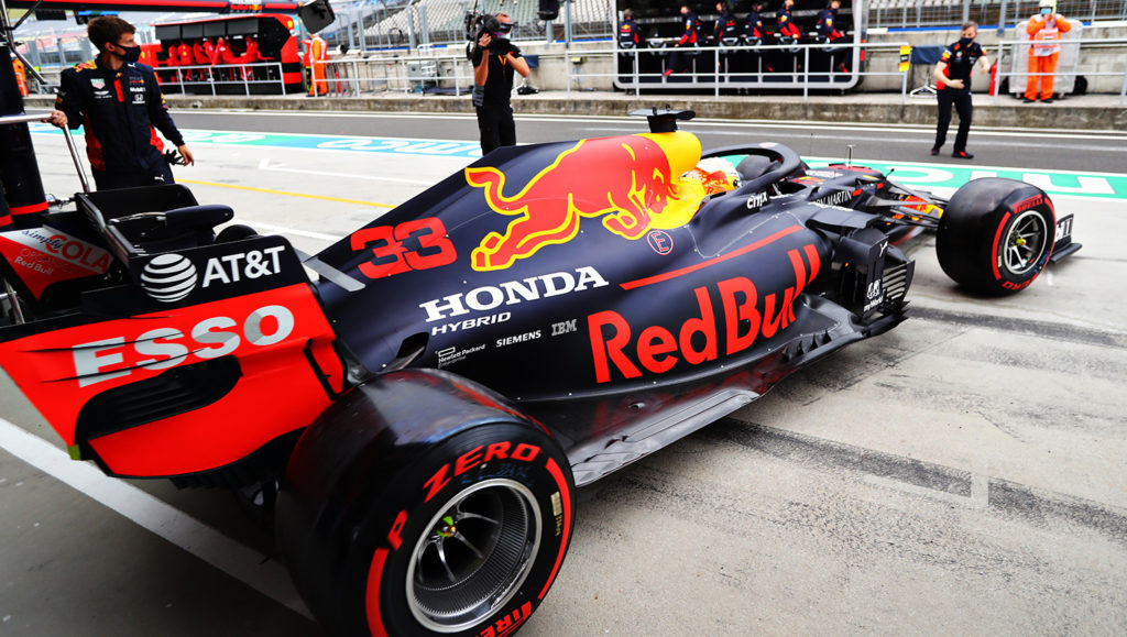 Max Verstappen o problemach Red Bulla na Węgrzech