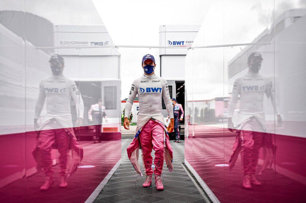 """Sergio Perez: """"To oczywiste kto wyleci w wypadku zatrudnienia Vettela"""""""