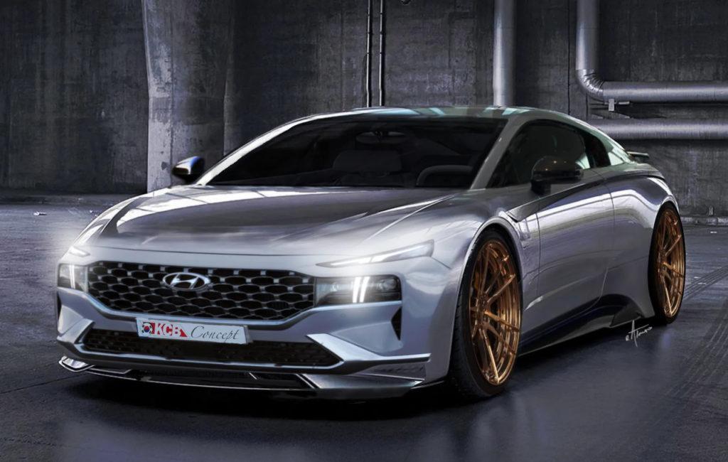 Hyundai N Racing, czyli przepis na auto z centralnym silnikiem z działu N