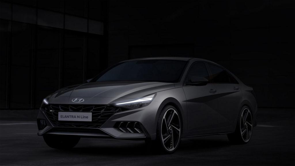 Hyundai Elantra N Line – oficjalna zapowiedź i sporo szczegółów