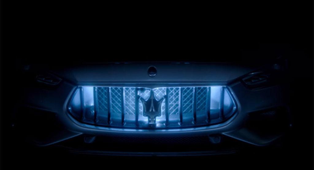 Maserati Ghibli Hybrid – zwiastun długo wyczekiwanej premiery