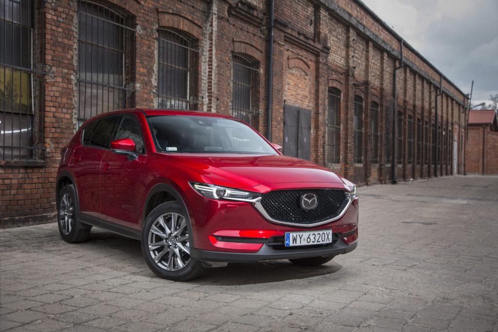 Mazda zmieni nazwę nowego CX-5 na CX-50? Nowe informacje o SUV'ie
