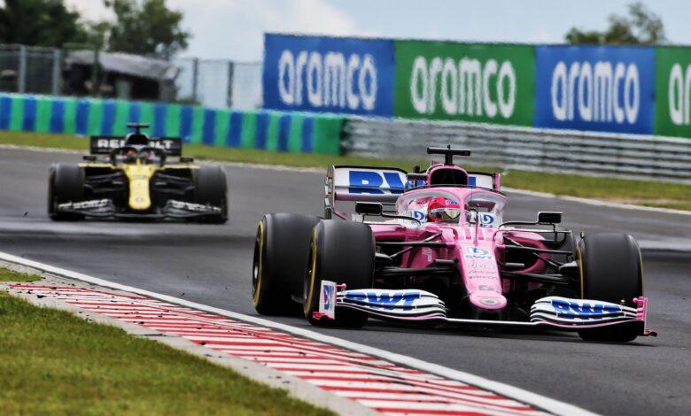 Renault po raz kolejny z protestem w stronę Racing Point