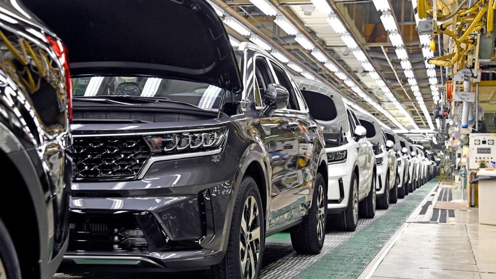 Właśnie ruszyła produkcja hybrydowej KIA Sorento nowej generacji