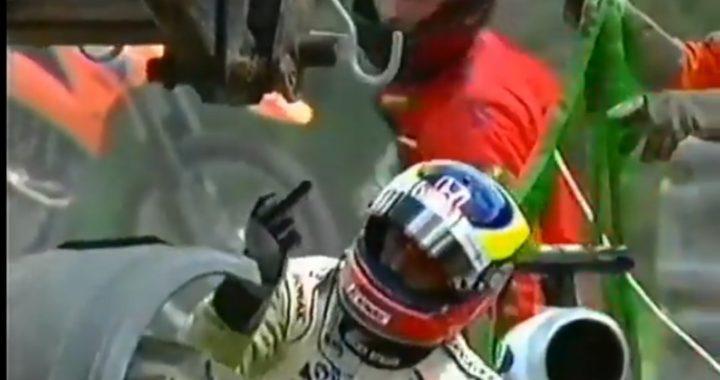 Ricardo Zonta i jego zmarnowana życiowa szansa na sukces w F1