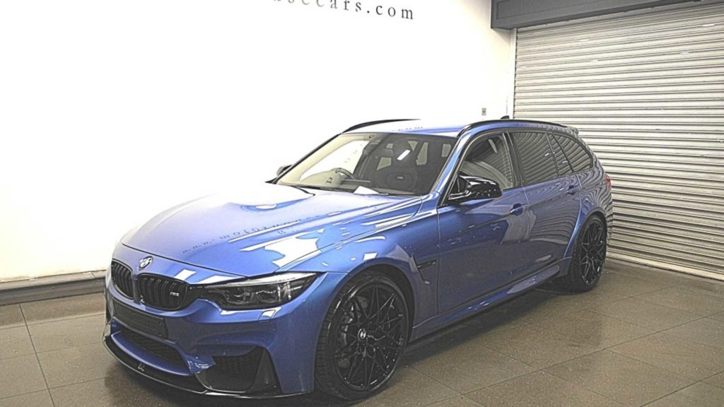 BMW M3 Touring może być twoje za 400 tysięcy złotych