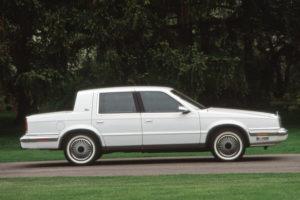 Chrysler New Yorker MK XIII – Barok lat osiemdziesiątych