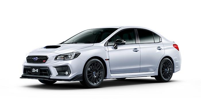 Subaru WRX S4 STI Sport # – edycja limitowana na rynek japoński
