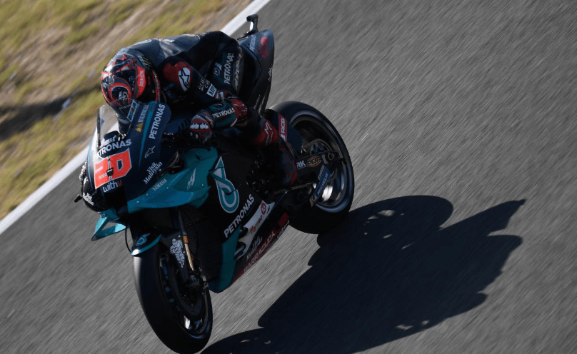 Fabio Quartararo wygrywa mordercze GP Andaluzji