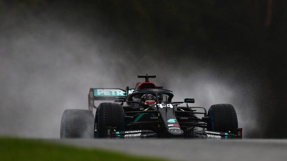 Lewis Hamilton deklasuje konkurencję w kwalifikacjach do GP Styrii