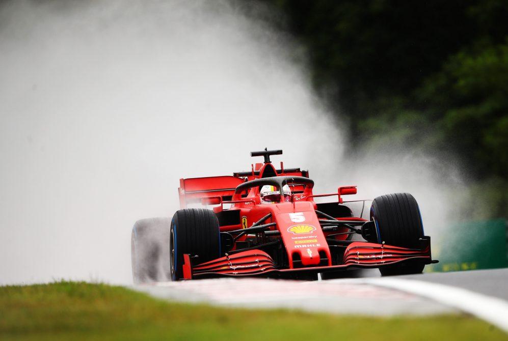 Lewis Hamilton i Sebastian Vettel wygrali treningi przed GP Węgier