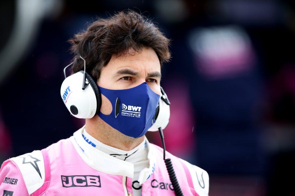 Sergio Perez z pozytywnym wynikiem na obecność koronawirusa