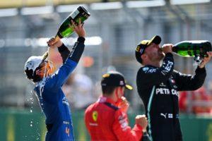 Monday Motivation – zbawiciel Leclerc, upadek Vettela, błysk Norrisa