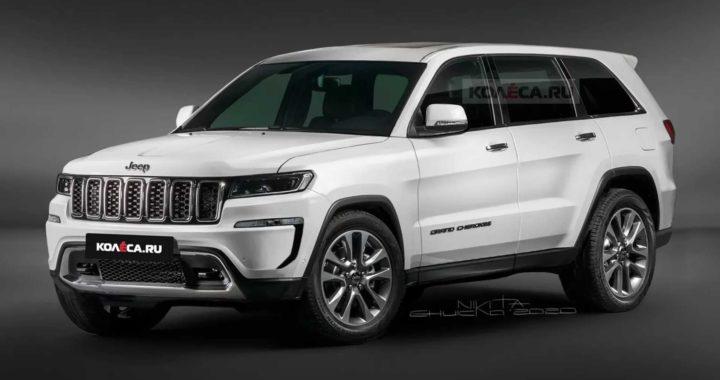 Jeep Grand Cherokee 2021 – niby nowy, ale jednak dobrze znany