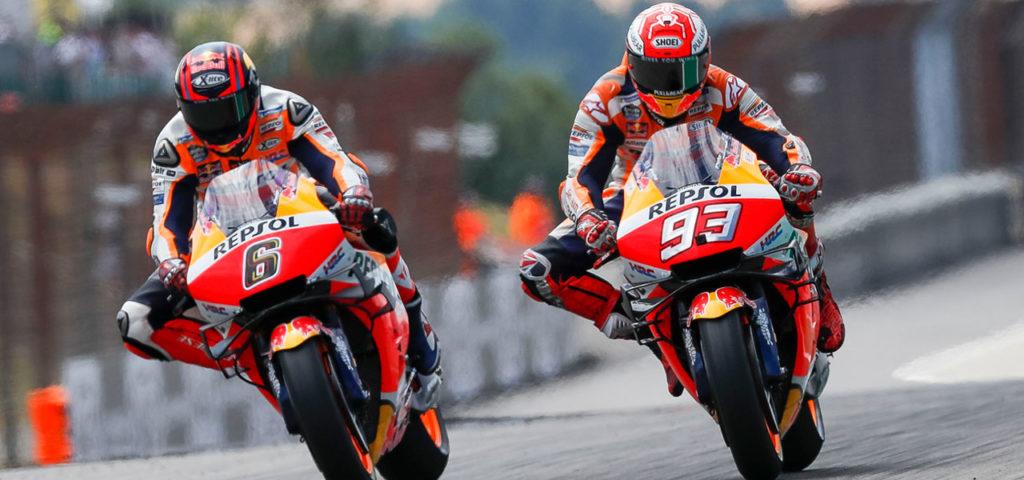 Honda ogłosiła pozostanie w MotoGP na kolejne pięć lat