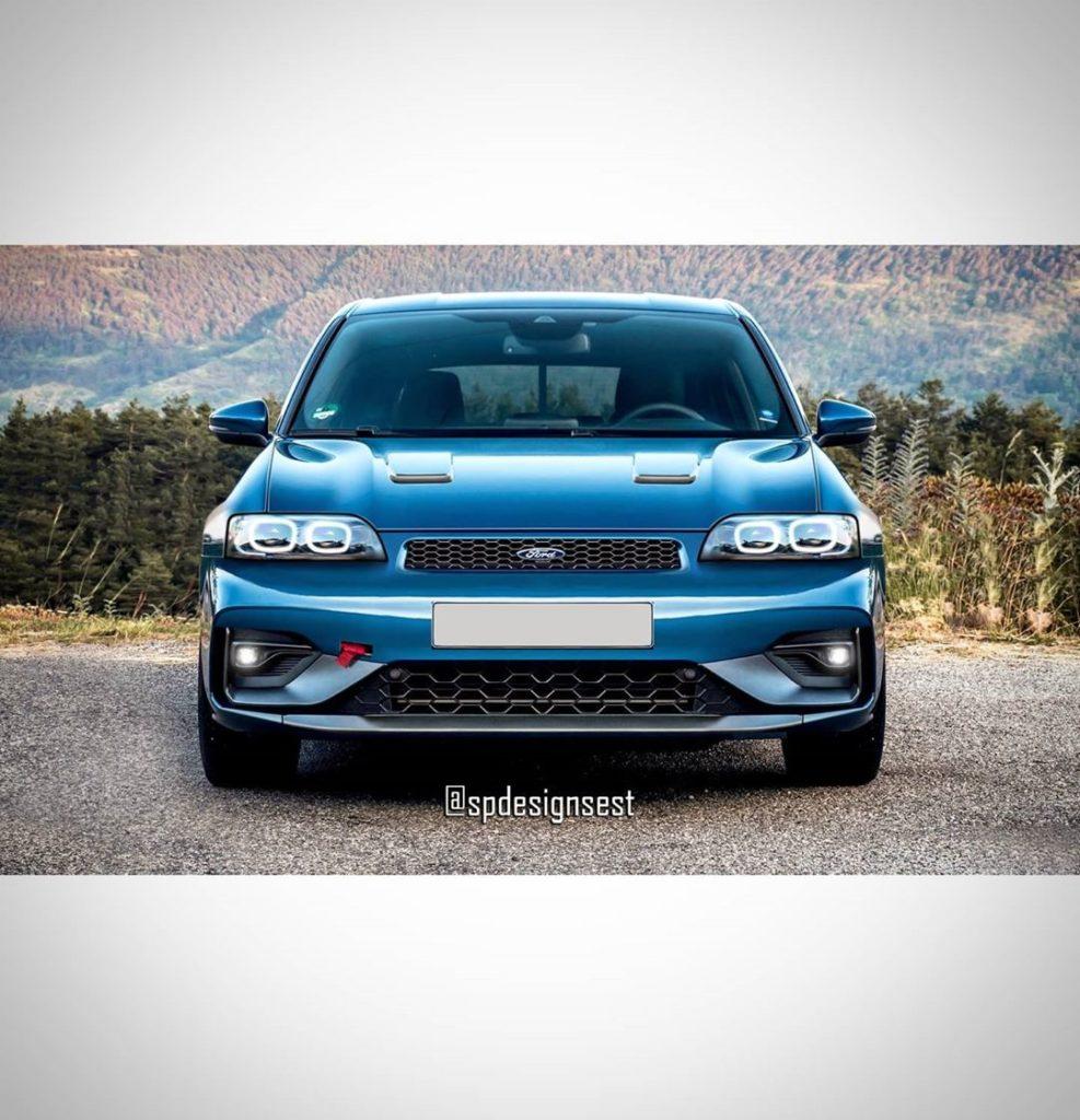 Ford Focus ST jako współczesna wersja Escorta RS Cosworth