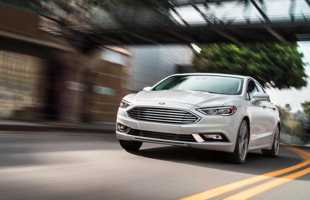 Produkcja Forda Fusiona zatrzymana 31 lipca – co z Fordem Mondeo?