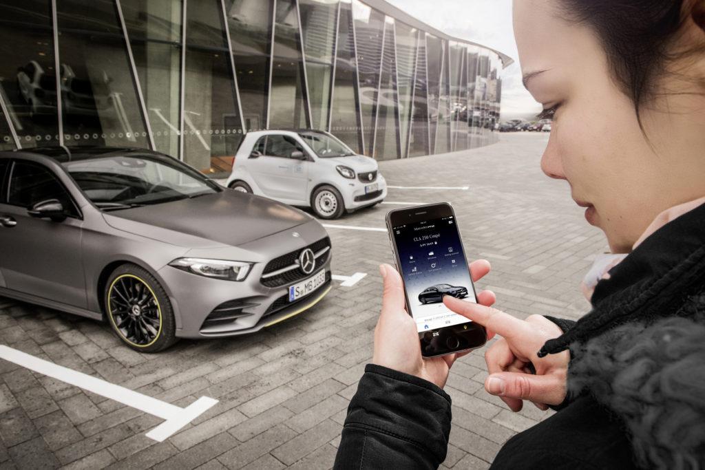 Mercedes przegrał spór patentowy z Nokią o technologie mobilne