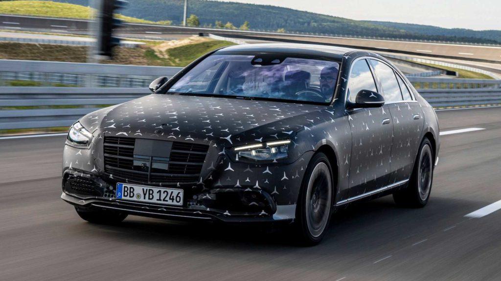 Mercedes-AMG S63 z hybrydą o mocy 800 KM? Już to gdzieś widzieliśmy
