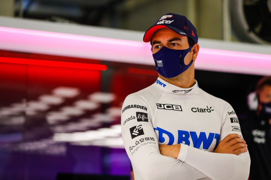 Sergio Perez zakończył kwarantannę. Pojedzie na Silverstone?