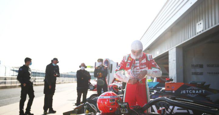 Lawson i Beckmann zwycięzcami 4 rundy F3 w Silverstone