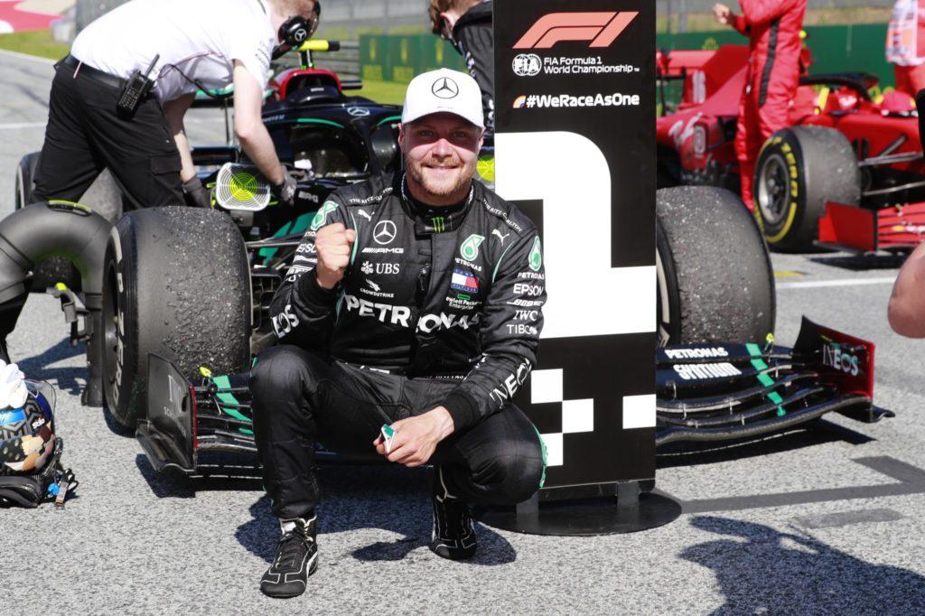 Valtteri Bottas pozostanie w Mercedesie na sezon 2021
