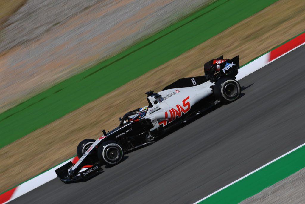 Skąd dobry wynik Haasa w treningu? Kierowcy nie mają pojęcia