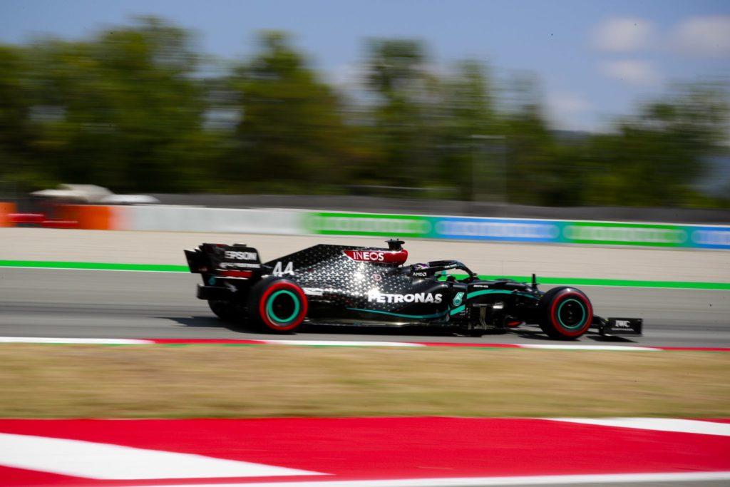Nihil novi – Hamilton wygrywa kwalifikacje przed GP Hiszpanii