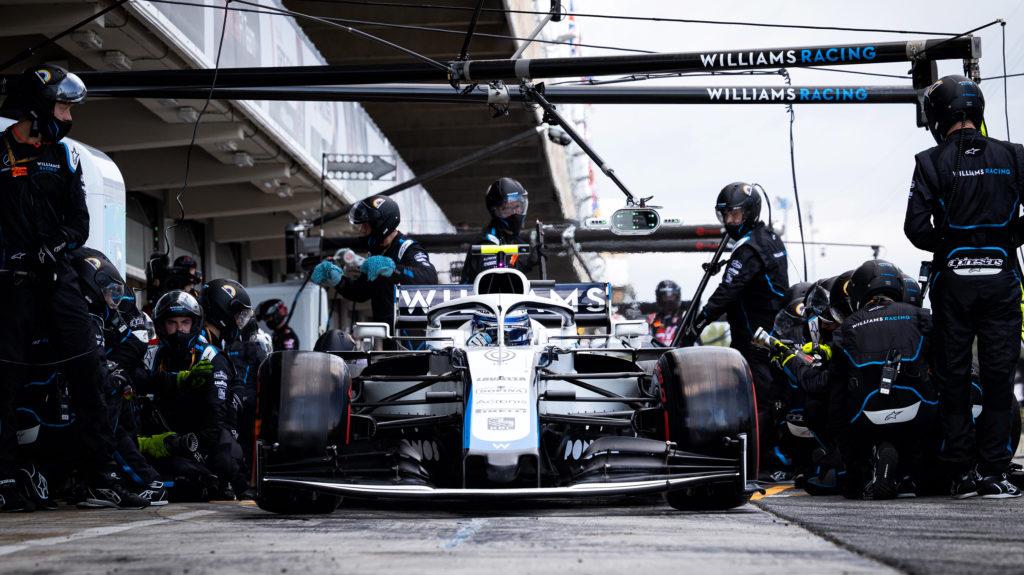 Kierowcy Williamsa pozytywnie o przejęciu zespołu