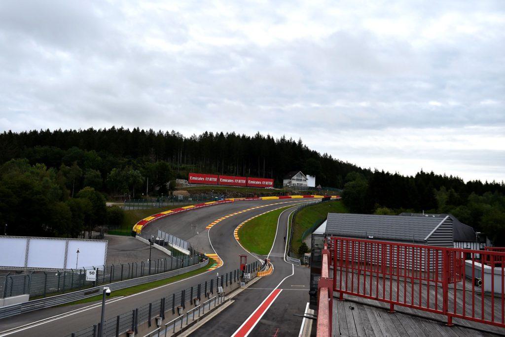 Wizyta w świątyni motorsportu – Zapowiedź Grand Prix Belgii